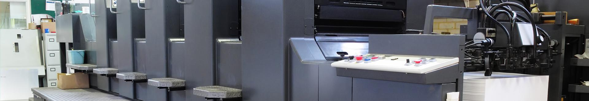 drukarki przemysłowe