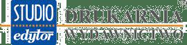 drukarnia wydawnictwo Studio Edytor logo